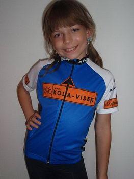Dětský dres Kola-Víšek