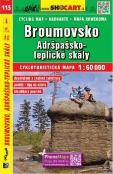 115 Broumovsko, Adršpašsko-teplické