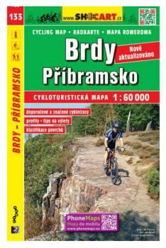 133 Brdy, Příbramsko