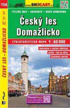 134 Český les, Domažlicko