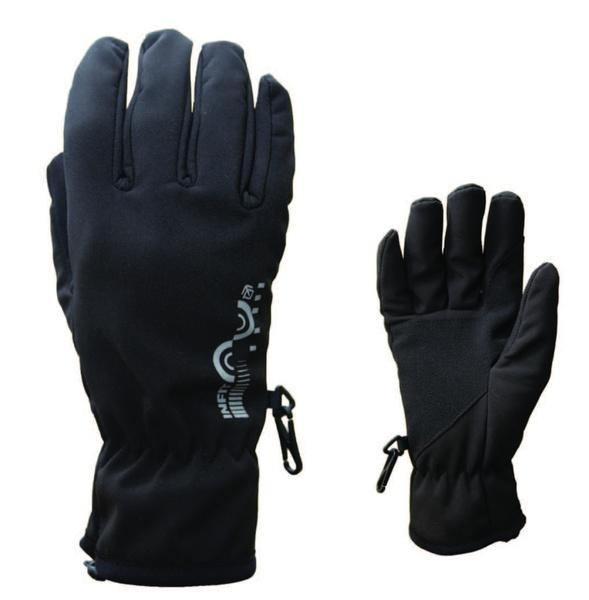Infit Softshell rukavice černá  0ef33dded2