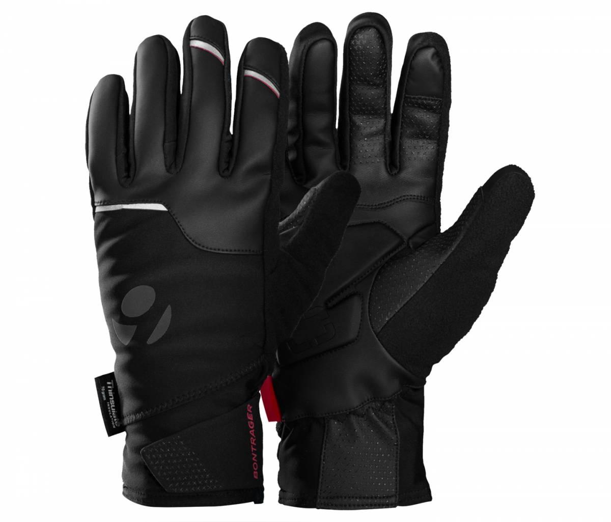 Bontrager Velocis S1 Softshell Glove černá  d45c9f659b